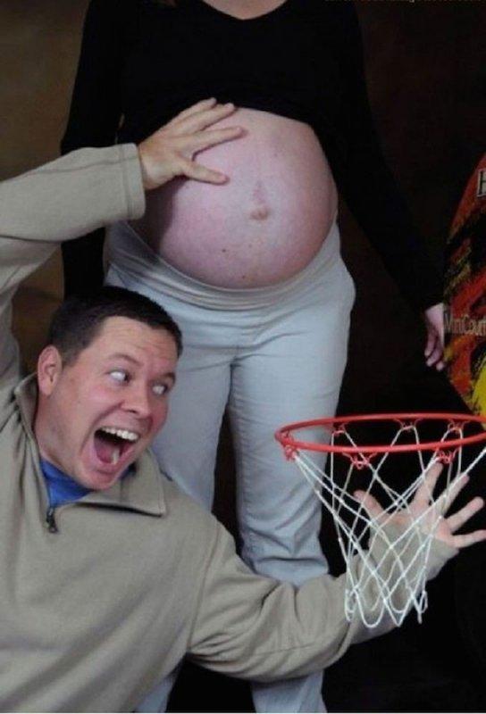 Смешные фото беременных