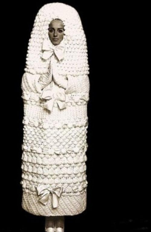 Платье невесты приколы
