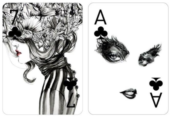 игральных карт картинки