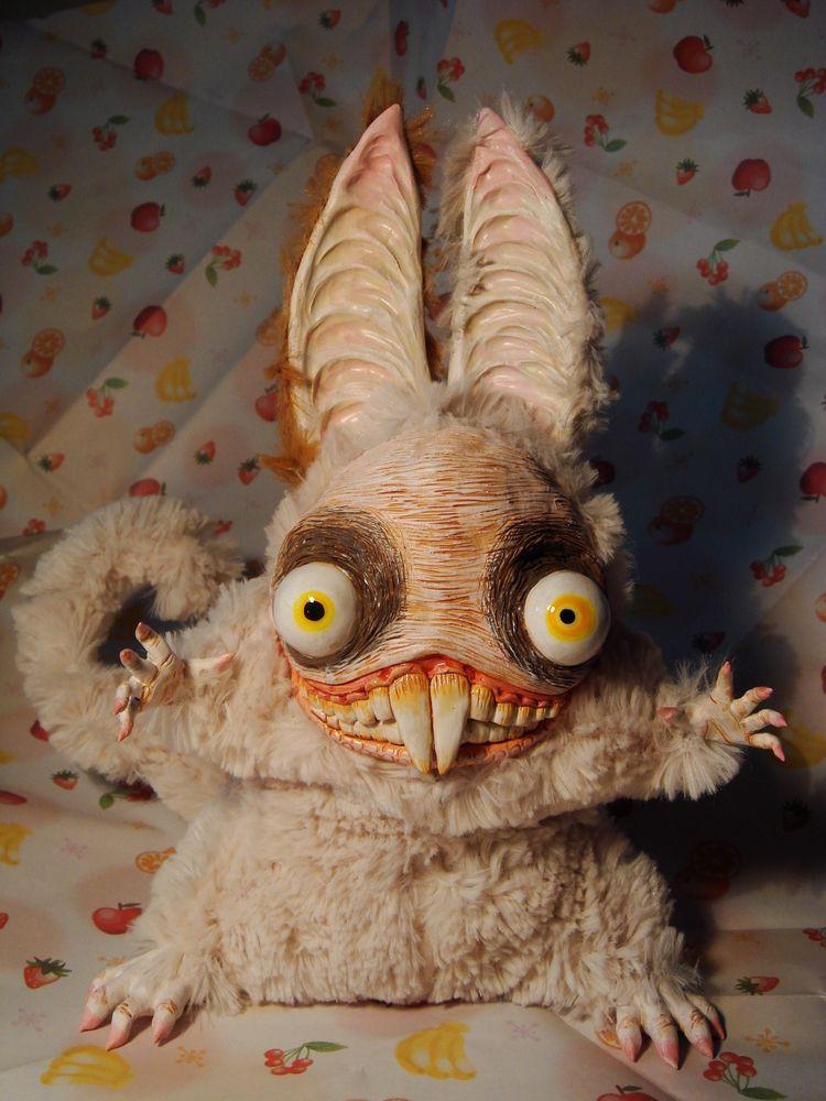 Самые страшные игрушки в мире