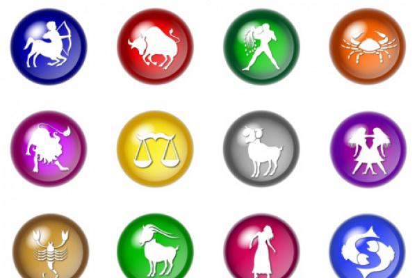 герб в картинках все знаки зодиака забавно