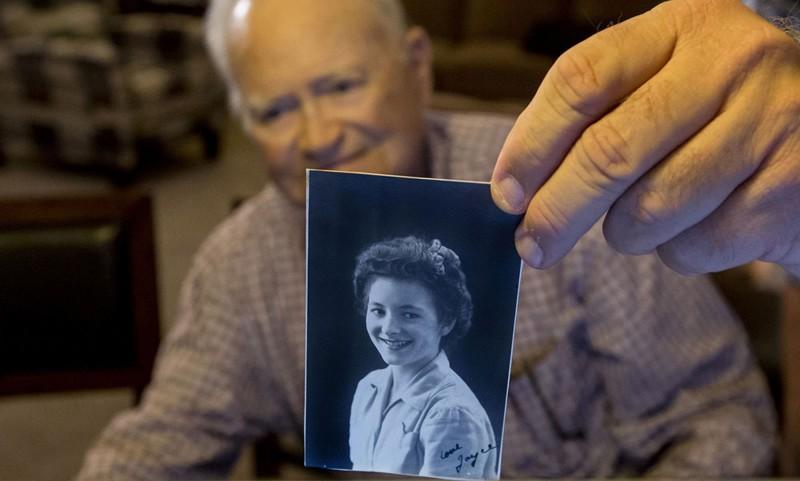 WWII Veteran Sweetheart Reunion