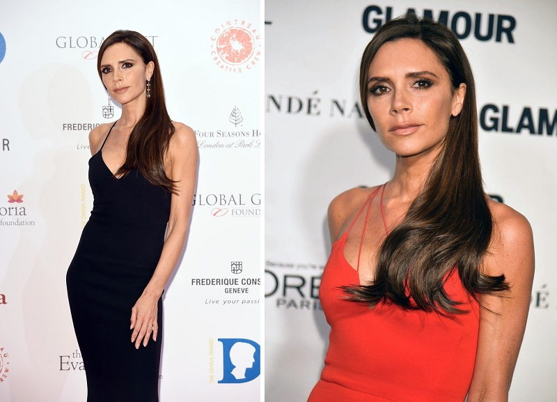 30.NOVEMBER.2015 - LONDON - UK VICTORIA BECKHAM THE GLOBAL GIFT GALA HELD AT THE FOUR SEASONS HOTEL, PARK LANE IN LONDON BYLINE MUST READ: TIMMS/XPOSUREPHOTOS.COM ***UK CLIENTS - PICTURES CONTAINING CHILDREN PLEASE PIXELATE FACE PRIOR TO PUBLICATION *** UK CLIENTS MUST CALL PRIOR TO TV OR ONLINE USAGE PLEASE TELEPHONE 0208 344 2007**