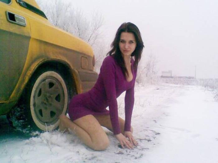 русские телочки фото