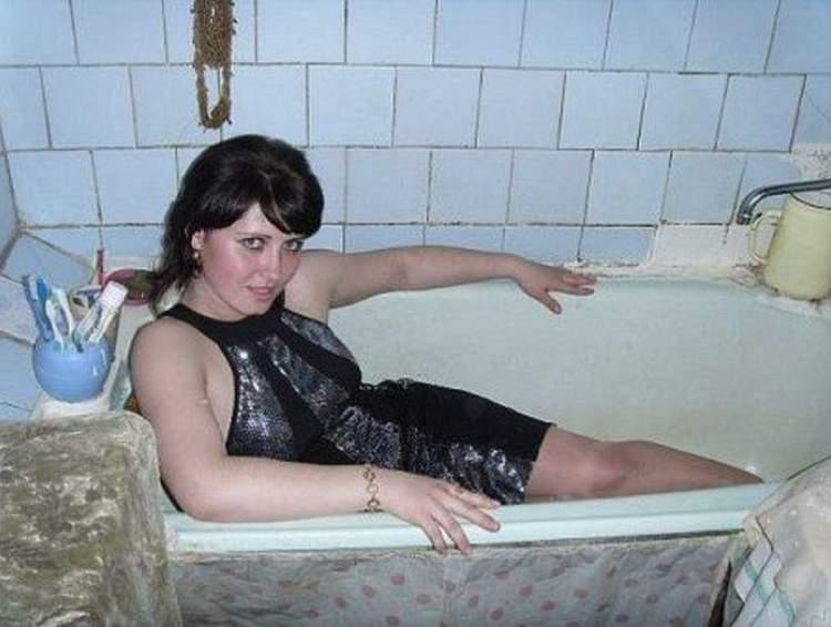 любительские фото русских девушек домашние смешные