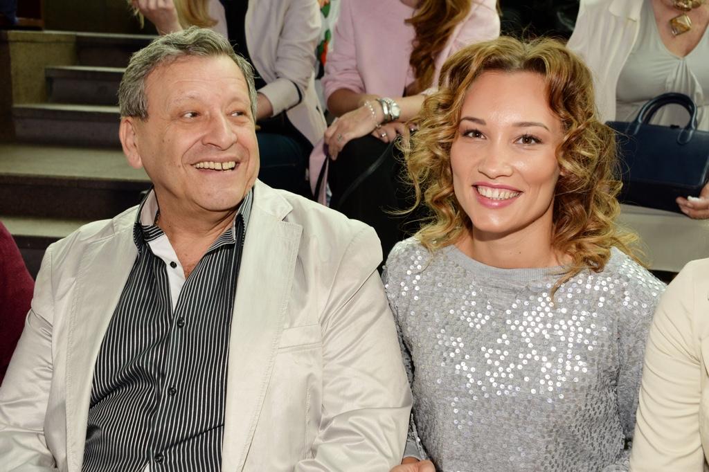 Борис Грачевский с Катей
