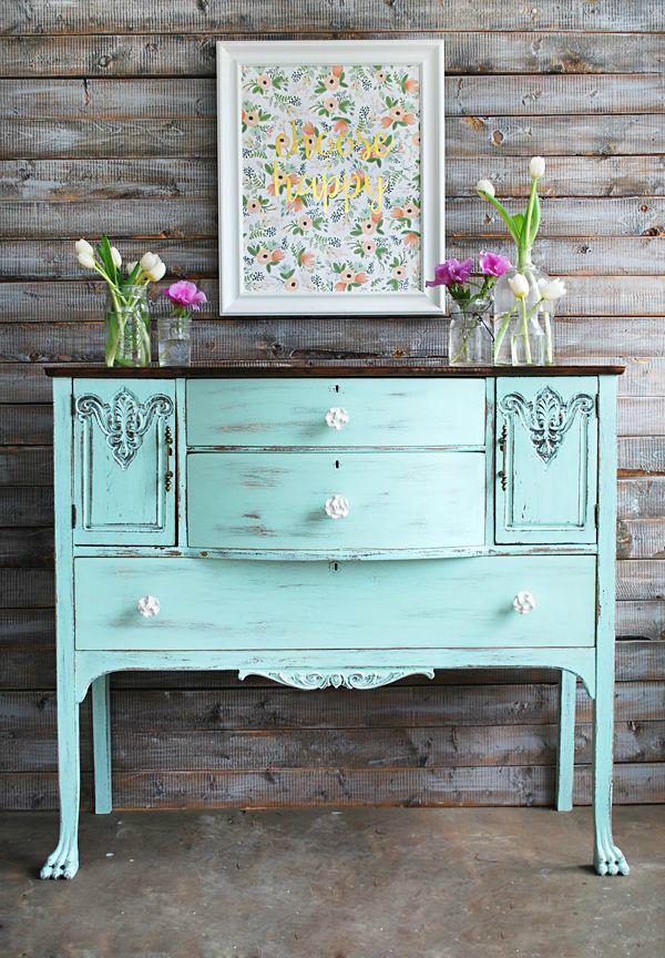 Реставрирование старой мебели своими руками 66