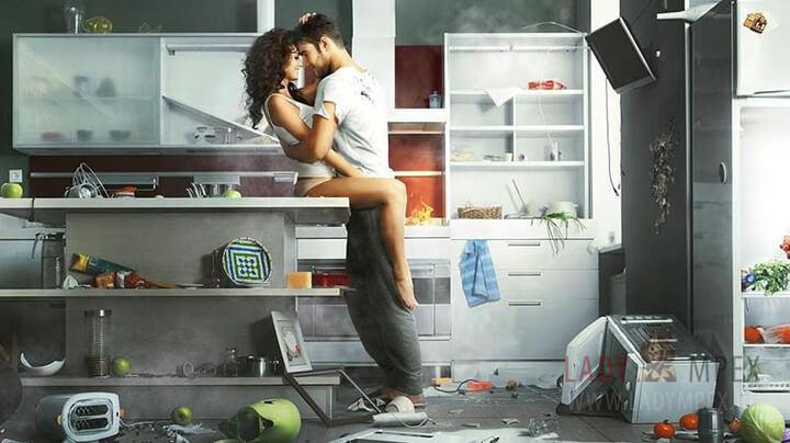 ТОП 5 ошибок во время первого секса с новым мужчиной