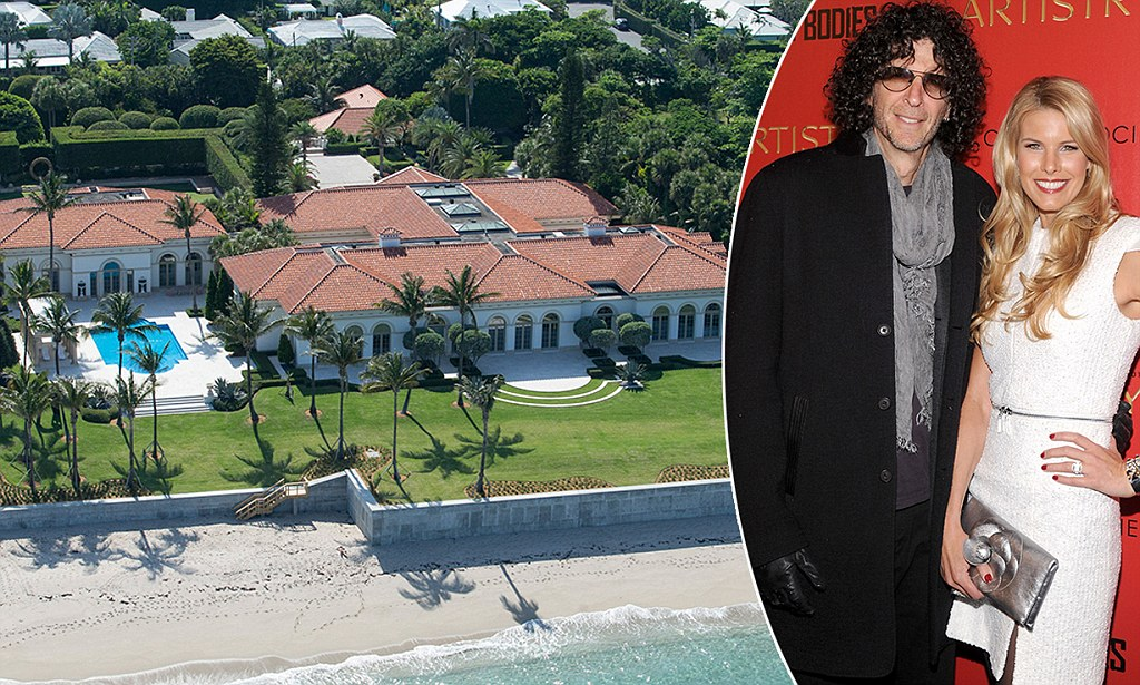 "It's official: The King of All Media is set to become King of Palm Beach! The deed for a North County Road house that SiriusXM radio host Howard Stern bought through a trust was signed yesterday, according to Palm Beach County records. The deed does not indicate the identity of the new owner, who paid $52 million for the 19,000-square-foot beachfront digs. (That's $52 million CASH — there is no mortgage registered for that purchase!) But several real estate sources confirmed earlier this week that Stern, 59, a judge on NBC's America's Got Talent, is the buyer. The deed to the house that Howard Stern bought this week in Palm Beach It was yet another Gossip Extra exclusive: Back in March, Stern and his too-hot-for-him model wife Beth Ostrosky were scouring exclusive neighborhoods all over South Florida on their search for a beach house. They looked in Jupiter, Jupiter Island and Palm Beach Gardens after swearing off Palm Beach as ""too stuffy."" By mid-April, however, Ostrosky returned to the area alone and was shown the house at 601 N. County Road, which was not officially on the market. – Who else is living in Palm Beach? Click to find out The deed (above) makes a mysterious trust, 601 North County Road Revocable Trust, the rightful new owner. The only trustee listed is Ronald Kochman, a well-known West Palm Beach lawyer who often represents celebrities who try to keep real estate transactions on the down low. Kochman, who declined comment, represented NBA broadcaster Ahmad Rashad in his recent divorce from New York socialite Nancy Sale Johnson. Stern, meanwhile, commented on his show last month about allegations that he wanted a Florida property to escape paying New York taxes — he denied the tax part — but strangely is remaining silent about his real estate purchase next door to billionaire Nelson Peltz, who once was one of Stern's early FM radio sponsors. The seller, New Hampshire textile mogul Martin Trust is not commenting."