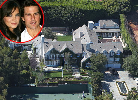 Katie Holmes files for divorce from Tom Cruise. Friday, June 29, 2012 X17online.com