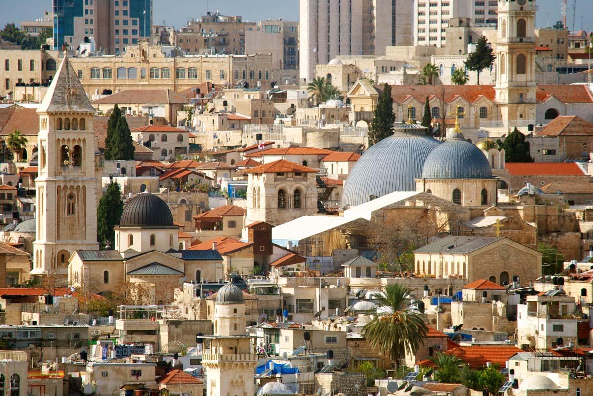 израиль: «Местность летающих верблюдов» и еще несколько очень
