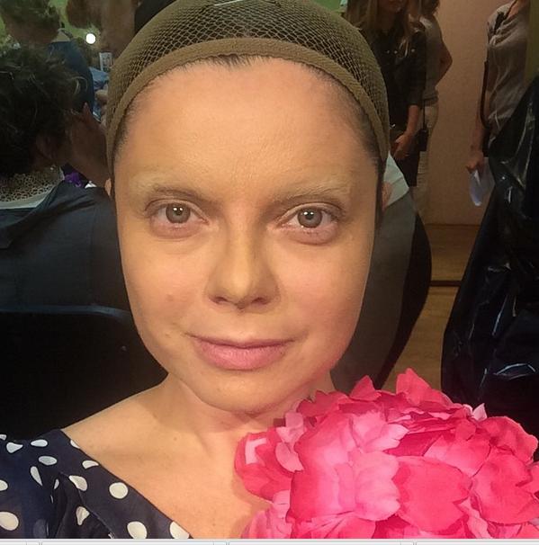 макияж наташи королевой фото