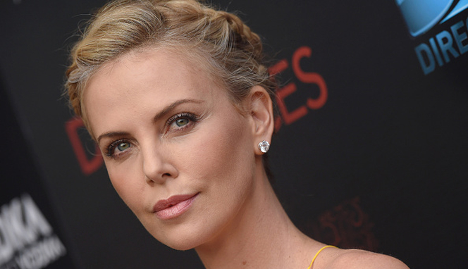 LOS ANGELES, CA - JULY 21: Actress Charlize Theron arrives at the premiere of DIRECTV's 'Dark Places' at Harmony Gold Theatre on July 21, 2015 in Los Angeles, California. (Photo by Axelle/Bauer-Griffin/FilmMagic)
