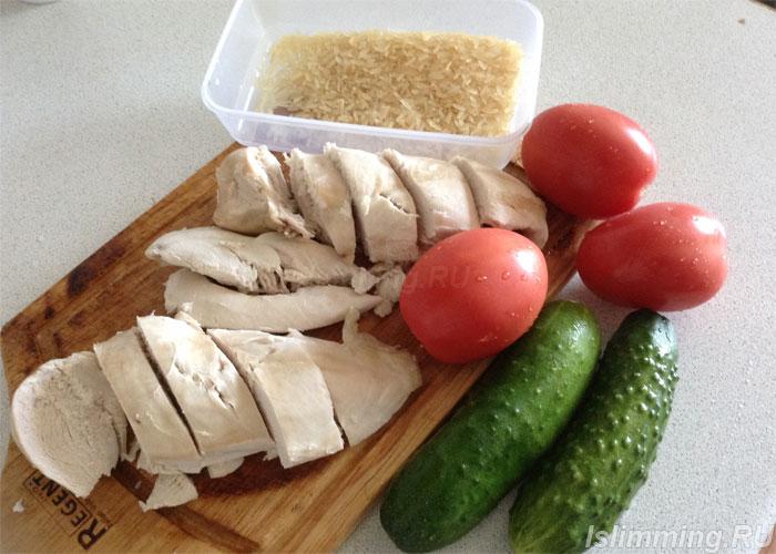 диета овощи и грудка отзывы