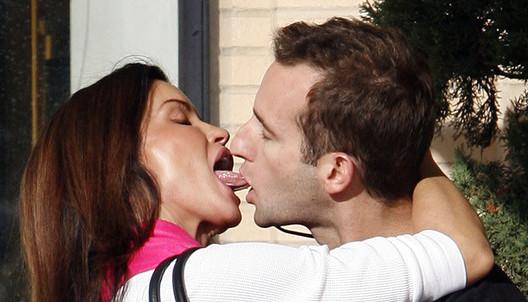 Поцелуй самый сексуальный видео