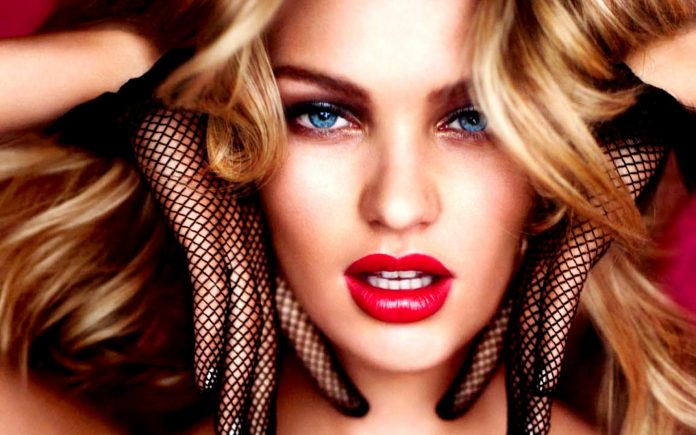 Candice-Swanepoel-Face-Close-up-Red-Lips-Net-Gloves-Wallpape-696x435