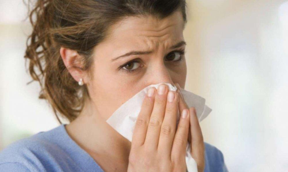 Домашние капли в нос