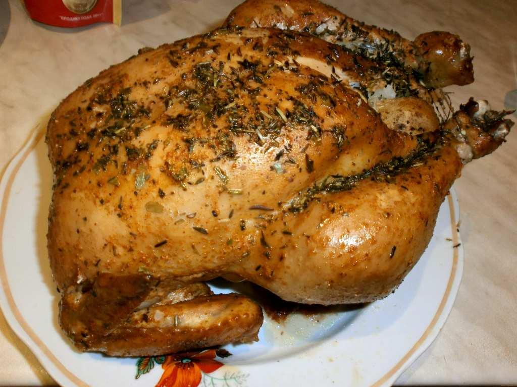 рецепт курицы в соусе терияки фото