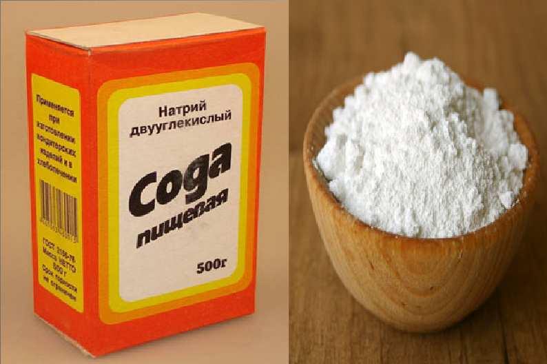 сода пищевая для похудения отзывы как пить