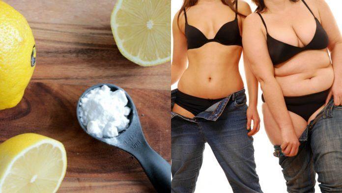Быстрое похудение на соде