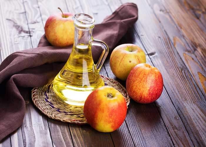 яблочный уксус для снижения холестерина