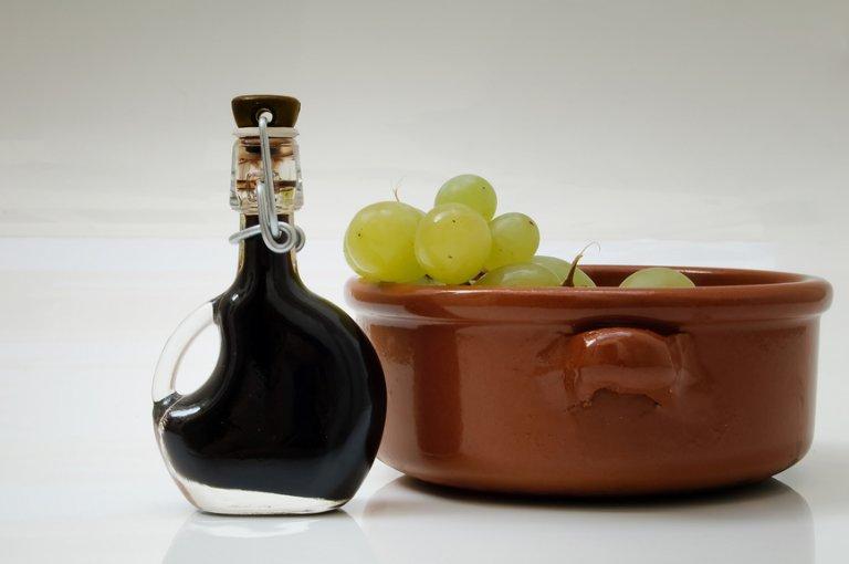 Виноградный уксус для похудения  отзывы и результаты