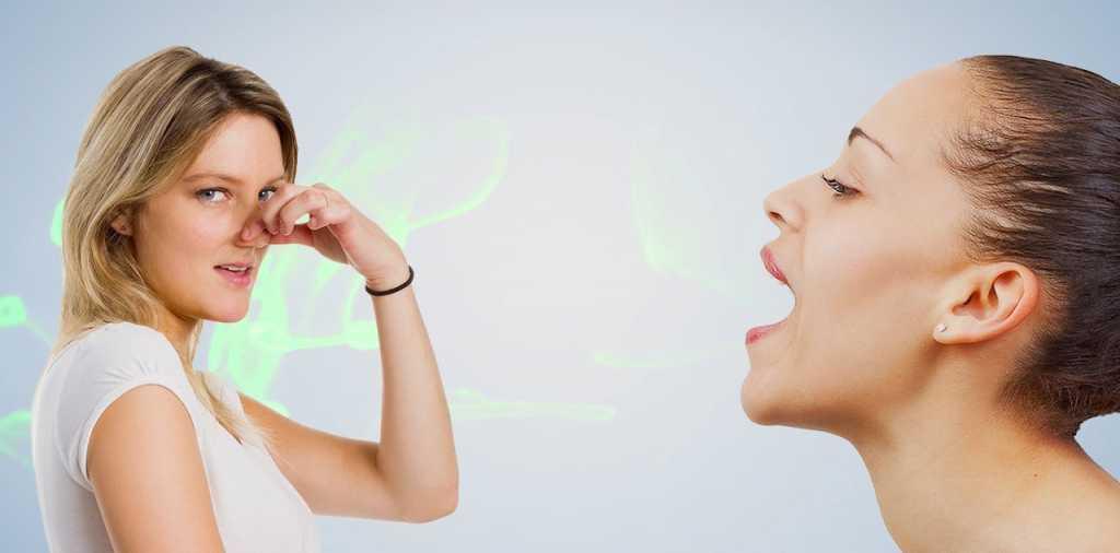 лекарство от запаха изо рта