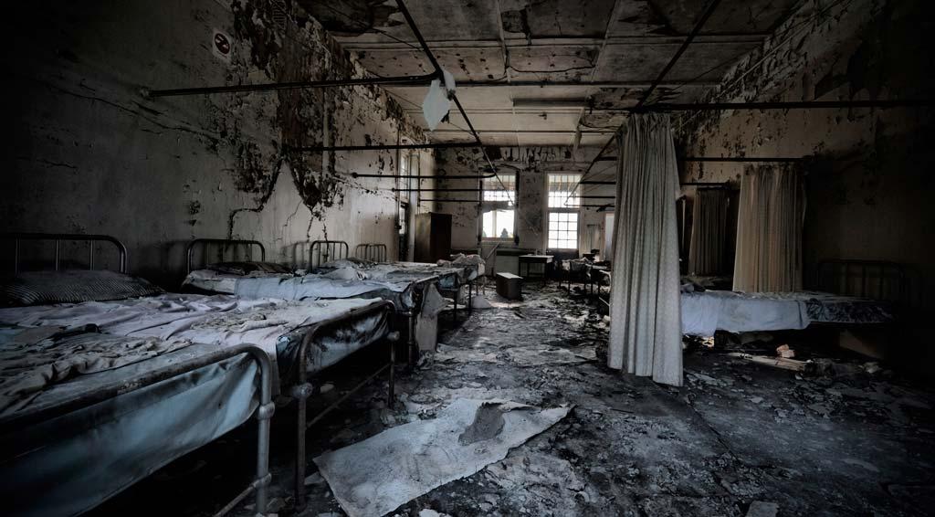 Больница-Cane-Hill