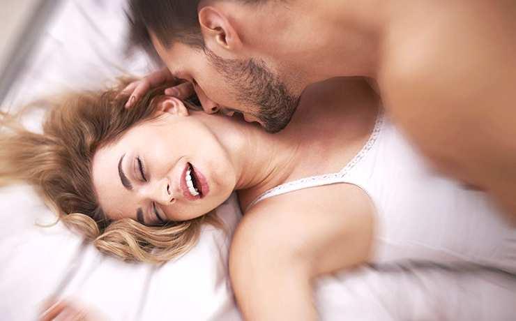Вагинальный оргазм жены великолепная