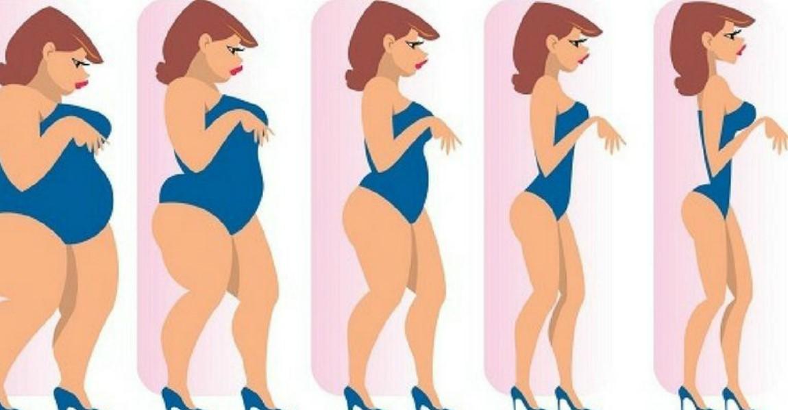 Как правильно сбросить большой вес