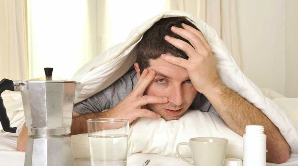 Как избавиться от похмелья после сильного запоя