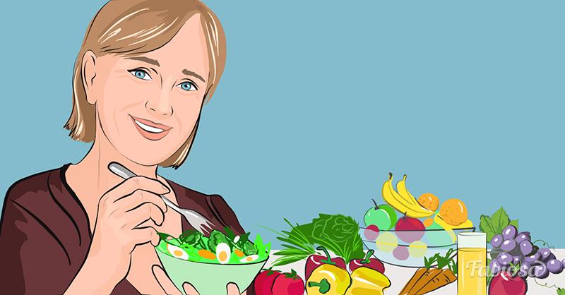 как похудеть после 50 лет женщине меню