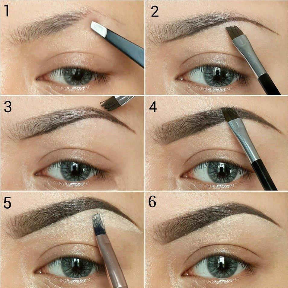 18ти, картинки как правильно оформить брови