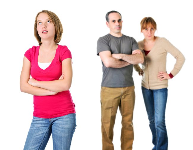 Why Do I Fight With My Parents So Much? -