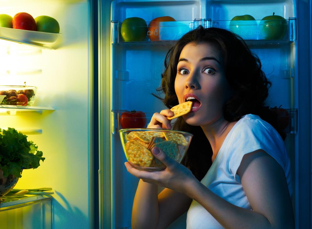 Дневник девушки сидящей на диете