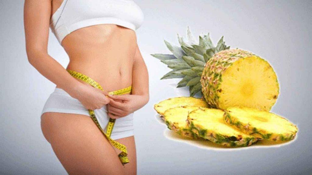худеют ли от ананаса