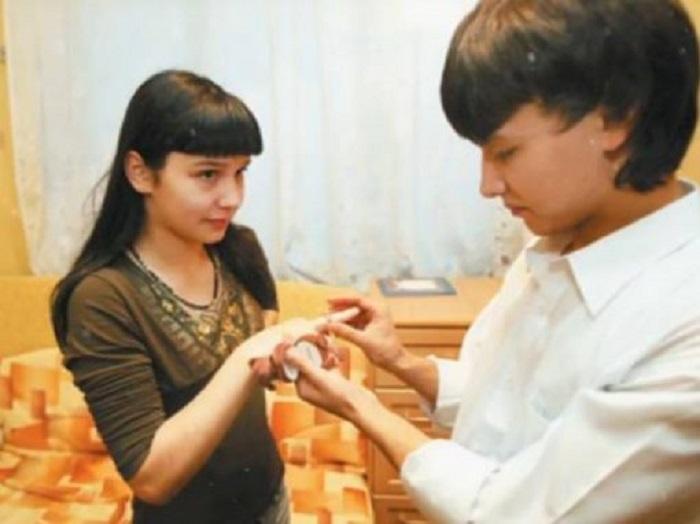 знакомство с девочкой 17 лет