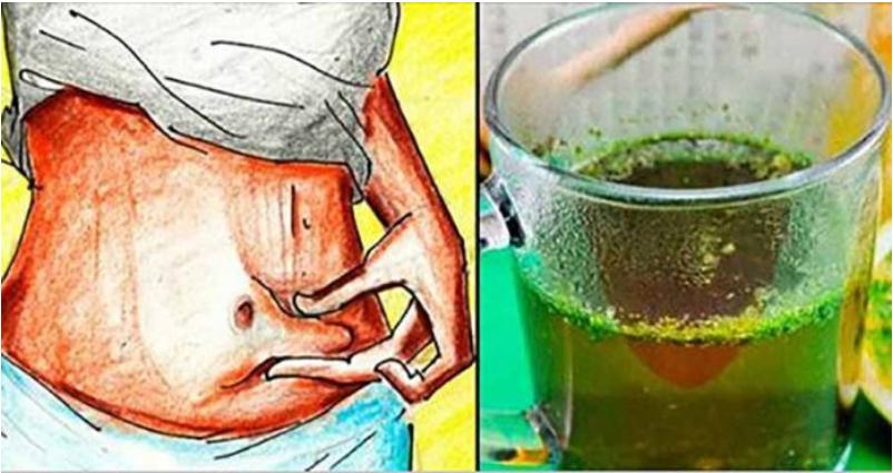 Этот напиток может сжечь жир сразу в трех частях тела одновременно: талия, руки и ноги!