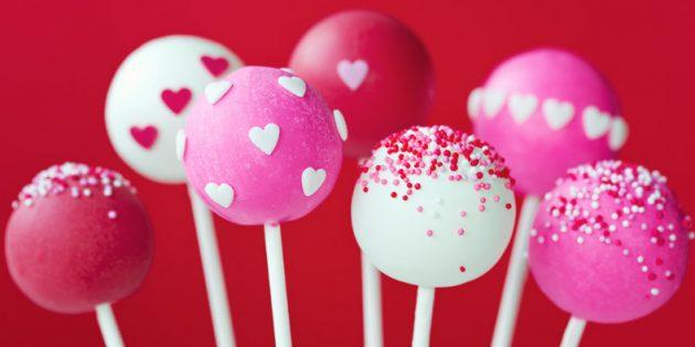 Удивите свою половинку на 14 февраля: 10 романтичных десертов