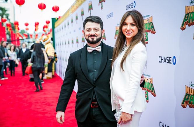 «На голову выше него»: посмотрите, с какой роскошной женщиной живет комик Миша Галустян