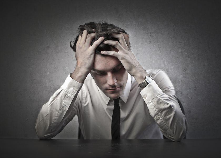 Явные признаки того, что ваш организм страдает из-за стресса