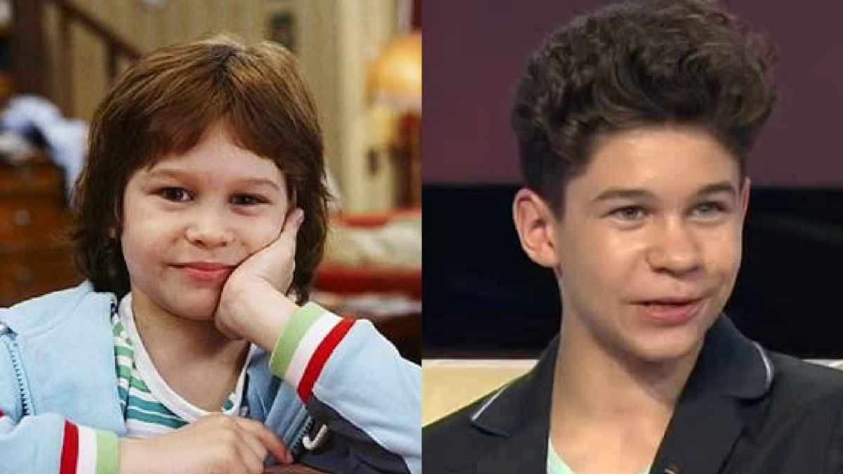 А вы помните этого маленького актера из сериала «Счастливы в месте»: Только посмотрите как этот красавчик выглядит сейчас