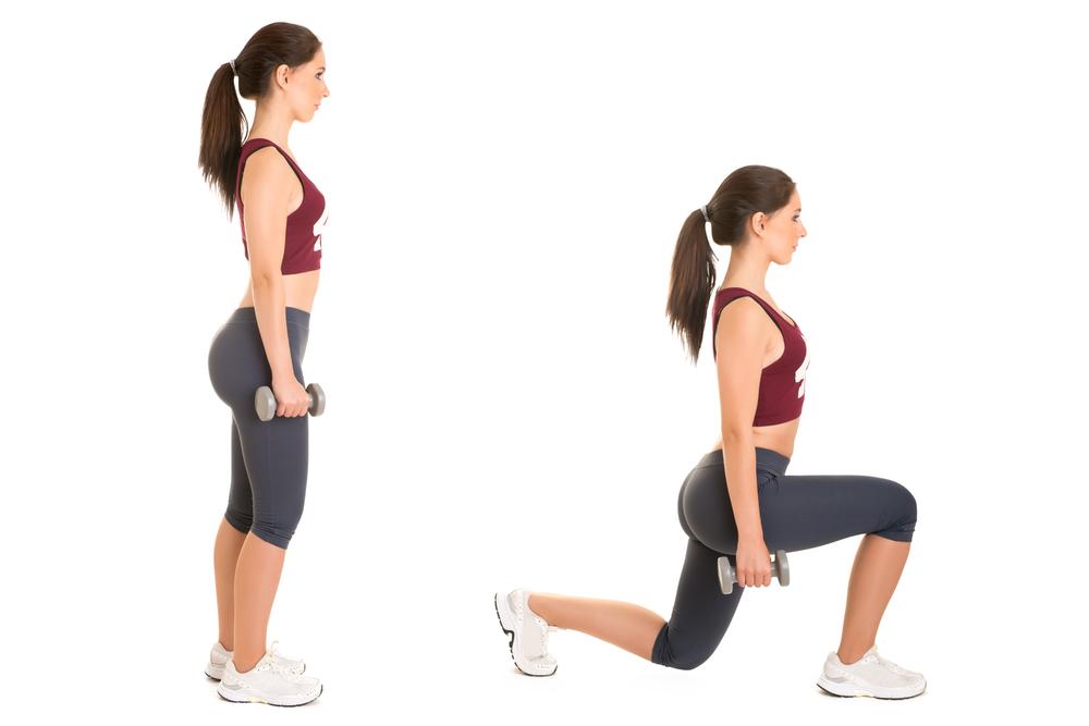 Лучшие 4 упражнения для ног вашей мечты