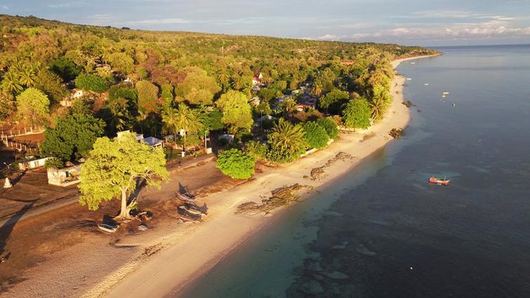 Этот остров завораживает своей красотой. Только посмотрите на этот «рай на земле» (ФОТО)