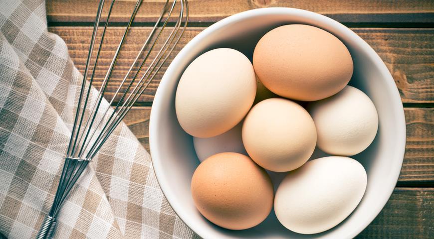 Что может случится, если употреблять яйца ежедневно