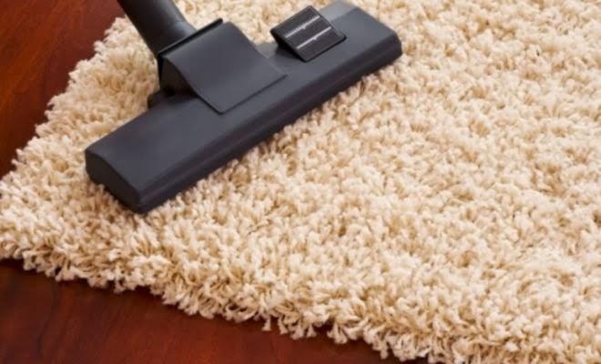 Этот простой способ сможет помочь вам очистить любые пятна на ковре