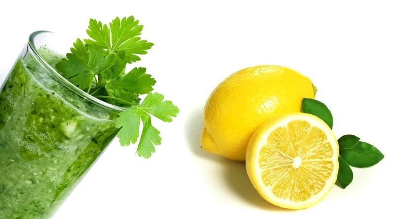 Петрушка лимон для похудения