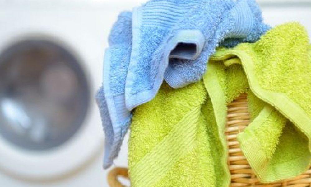 Почему кухонные полотенца нужно часто стирать