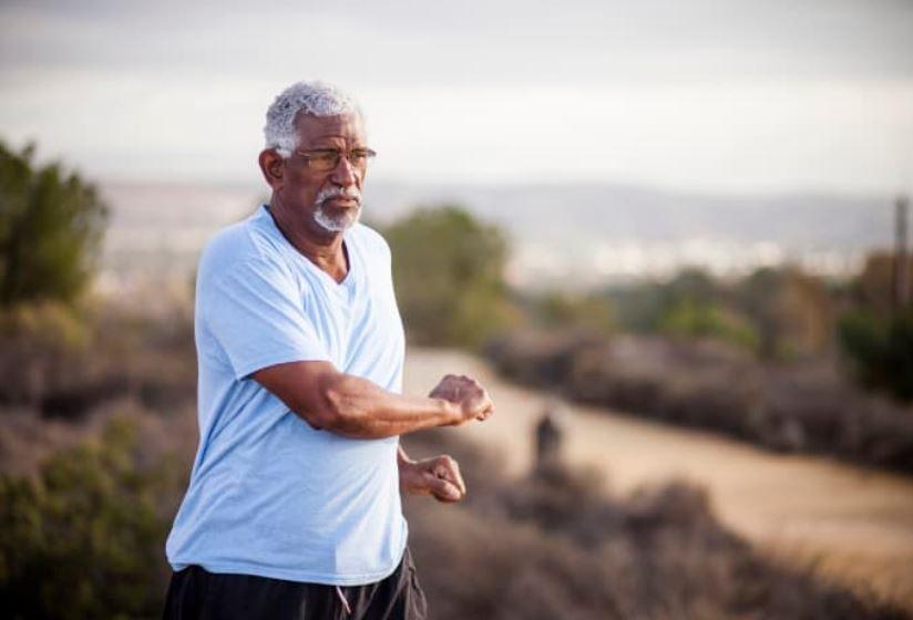 старость и алкоголизма