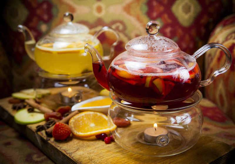Эти домашние чаи могут помочь справиться с простудой без помощи медикаментов